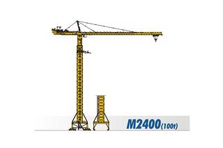 四川建设M2400(100t)起重机
