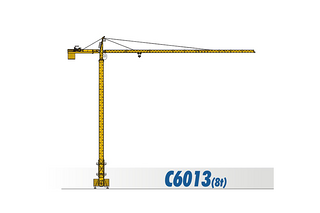 四川建设 C6013(8t) 起重机