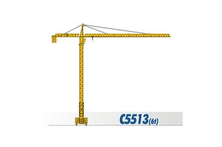 四川建设 C5513(6t) 起重机