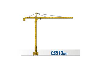 四川建设 C5513(8t) 起重机