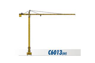 四川建设 C6013(6t) 起重机