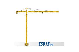 四川建设 C5015(6t) 起重机