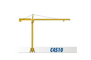四川建设 C4510 起重机