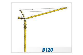 四川建设 D120(A) 起重机