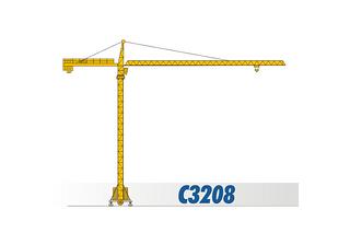 四川建设 C3208 起重机