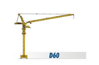 四川建设 D60 起重机