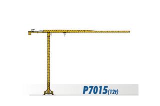 四川建设 P7015(12t) 起重机
