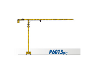 四川建设 P6015(6t) 起重机