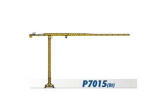 四川建设 P7015(8t) 起重机