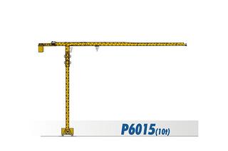 四川建设 P6015(10t) 起重机