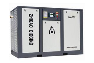 志高掘进 132SCF-固定式 空气压缩机