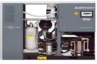阿特拉斯科普柯 AQ 45 10Air-cooled 空气压缩机