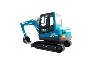 山河智能 SWE50E 挖掘机