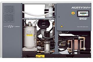 阿特拉斯科普柯 AQ 45 7.4Water-cooled 空气压缩机