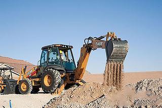 凯斯 580 Super N WT 挖掘装载机