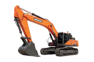 斗山 DX420LC-9C 挖掘机