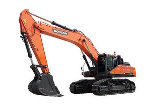 斗山 DX500LC-9C 挖掘机