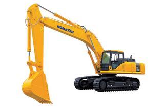 小松 PC450-8 挖掘機圖片