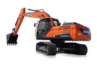 斗山 DX225LC-9C 挖掘机