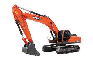 斗山 DX340LC-9C 挖掘机