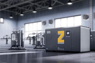 阿特拉斯科普柯 ZT 110 - 10 50 Hz 空气压缩机