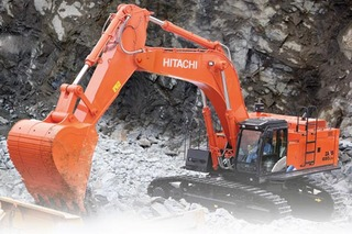 日立 ZX690LCH-5A 挖掘机