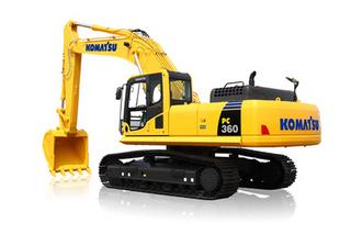 komatsuPC360-8M0挖掘机