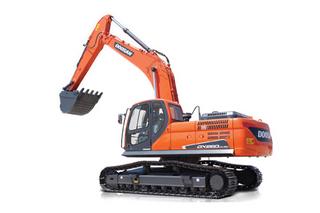 斗山 DX260LC-9C 挖掘机