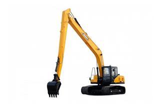 三一重工SY215CA加长臂挖掘机