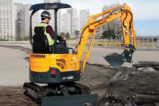 现代 R17Z-9VS 挖掘机