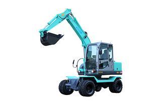 新源 65W-7A 挖掘机图片