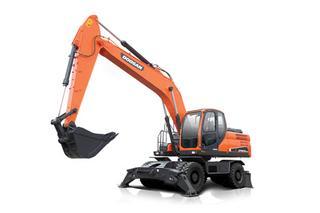 斗山 DX210W-9C 挖掘机