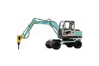 新源 65w-7P(带破碎锤) 挖掘机图片