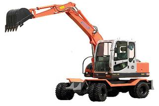 新源 65W-8DF(先导操作) 挖掘机