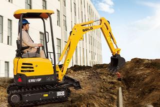 山东临工 ER616F 挖掘机