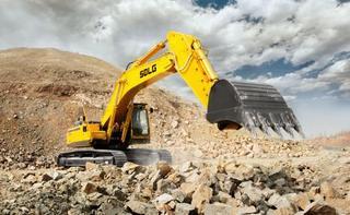 山东临工 E6500F 挖掘机