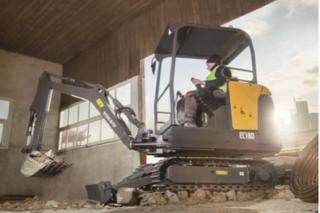 沃尔沃EC18D挖掘机