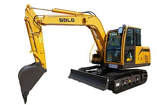 临工 E680F 挖掘机