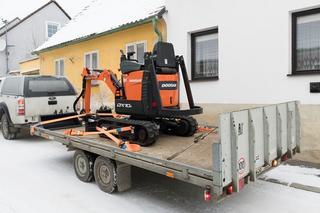 斗山 DX10Z 挖掘机
