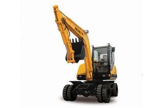 恒特重工 HTL70 挖掘机
