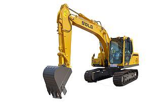 临工 E6135F 挖掘机