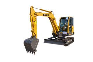 临工 E665F 挖掘机