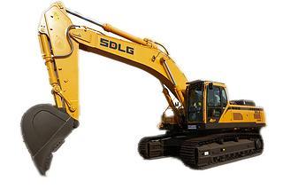 临工 E6460F 挖掘机