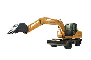 恒特重工 HTL120 挖掘机
