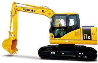 小松 PC110-8M0 挖掘机