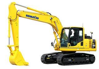 小松PC160LC-8挖掘机