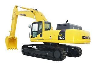 小松PC430-8挖掘机