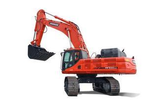 斗山 DX530LC-5 挖掘机