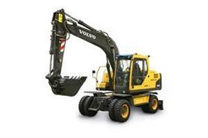 沃尔沃 EW145B-Prime 挖掘机