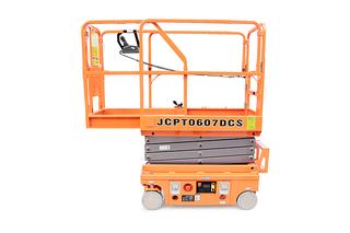 鼎力 JCPT0607DCS 高空作业机械